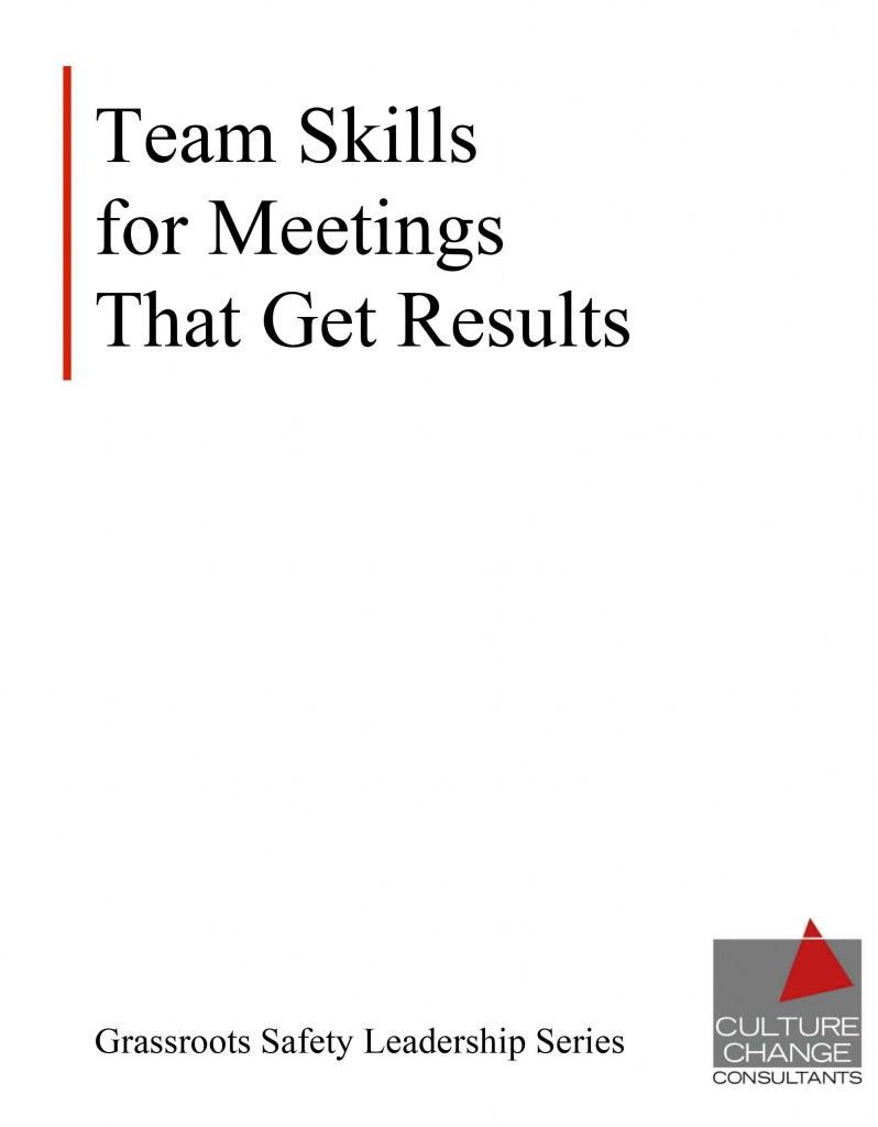 Team Skills Booklet